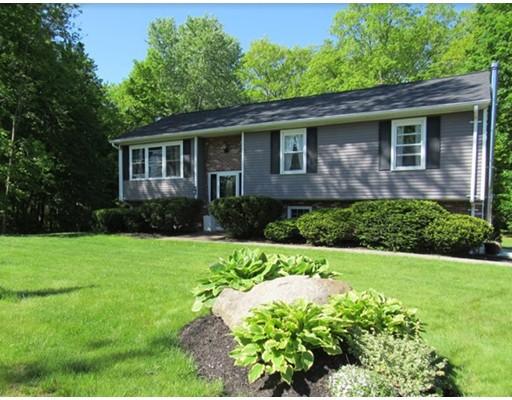 واحد منزل الأسرة للـ Sale في 199 Center Bridge Road 199 Center Bridge Road Lancaster, Massachusetts 01523 United States