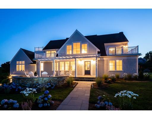 Частный односемейный дом для того Продажа на 439 Shore Road 439 Shore Road Chatham, Массачусетс 02633 Соединенные Штаты