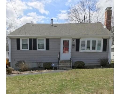 Single Family Home for Sale at 66 BONNEY STREET 66 BONNEY STREET Brockton, Massachusetts 02302 United States