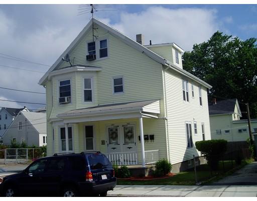 Casa Unifamiliar por un Alquiler en 240 Mcgowan Fall River, Massachusetts 02723 Estados Unidos