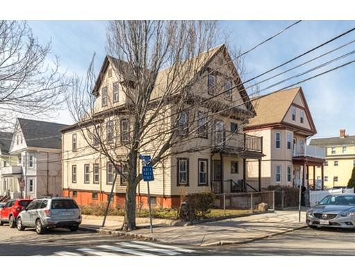 Multi-Family Home for Sale at 86 Elm Street 86 Elm Street Somerville, Massachusetts 02144 United States