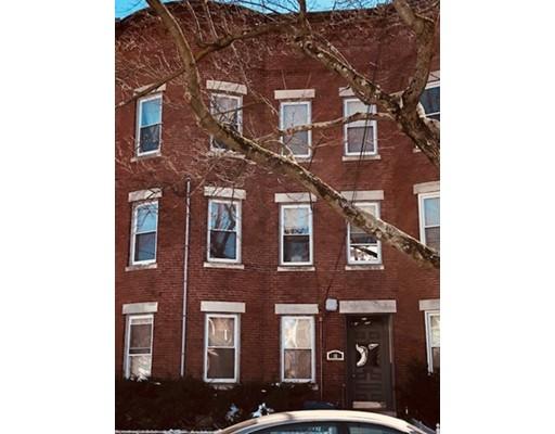 Многосемейный дом для того Продажа на 18 Dudley Street 18 Dudley Street Cambridge, Массачусетс 02140 Соединенные Штаты