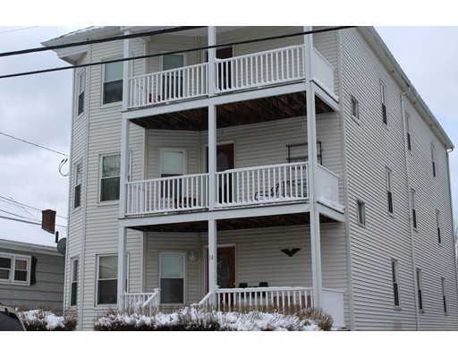 Apartment for Rent at 14 Whitcomb St. #4 14 Whitcomb St. #4 Webster, Massachusetts 01057 United States