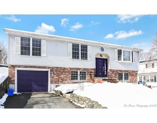 Casa Unifamiliar por un Venta en 57 Stone Street Saugus, Massachusetts 01906 Estados Unidos