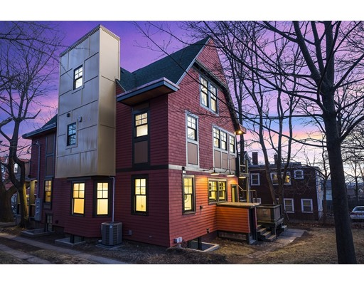 Multi-Family Home for Sale at 40 Laurel Street Somerville, Massachusetts 02143 United States