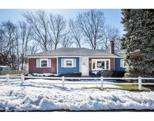 Single Family Home for Sale at 24 Christy Lane Randolph, Massachusetts 02368 United States