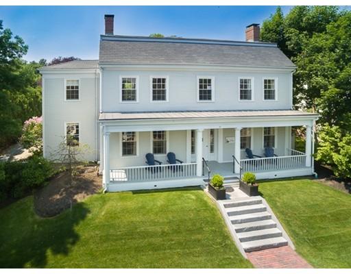 独户住宅 为 销售 在 87 High Street Newburyport, 01950 美国