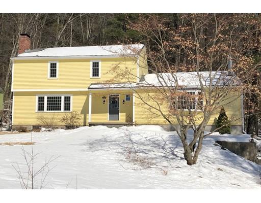 Single Family Home for Sale at 102 Poor Farm Road 102 Poor Farm Road Harvard, Massachusetts 01451 United States
