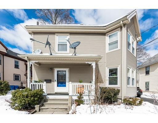 Single Family Home for Sale at 45 Highland Street 45 Highland Street Waltham, Massachusetts 02453 United States