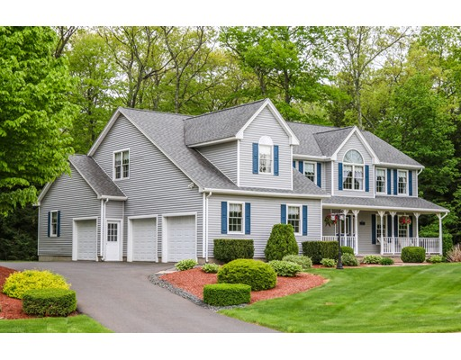 Частный односемейный дом для того Продажа на 8 Pearl Brook 8 Pearl Brook Southwick, Массачусетс 01077 Соединенные Штаты
