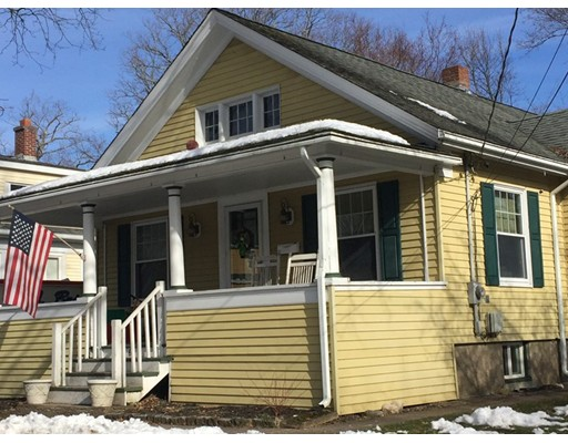 Single Family Home for Sale at 61 Colburn Street 61 Colburn Street North Attleboro, Massachusetts 02760 United States