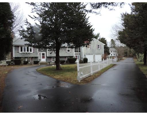 Maison unifamiliale pour l Vente à 265 Franklin Street 265 Franklin Street Duxbury, Massachusetts 02332 États-Unis