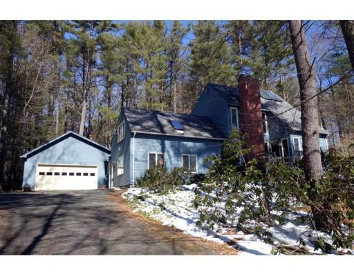 独户住宅 为 销售 在 52 High Point Drive 52 High Point Drive Amherst, 马萨诸塞州 01002 美国