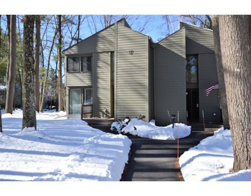 شقة بعمارة للـ Sale في 170 Split Rock 170 Split Rock Acton, Massachusetts 01720 United States