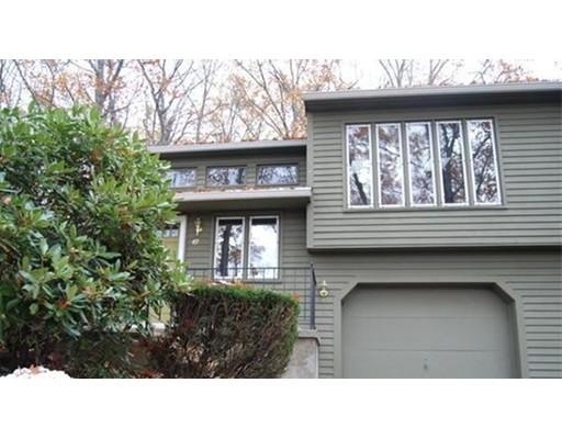 共管式独立产权公寓 为 销售 在 49 Church 49 Church 格拉夫顿, 马萨诸塞州 01536 美国