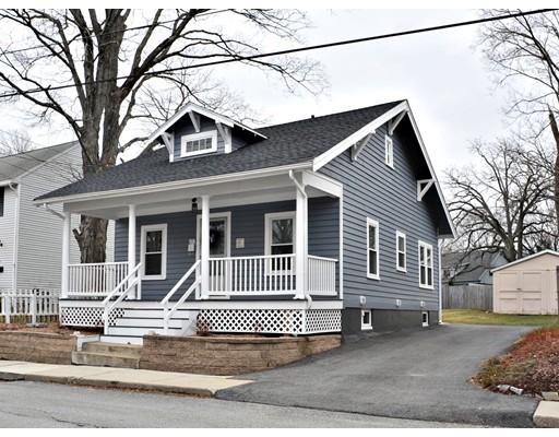 Casa Unifamiliar por un Venta en 30 Prospect Street 30 Prospect Street Amesbury, Massachusetts 01913 Estados Unidos