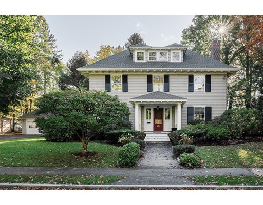 Single Family Home for Sale at 56 Pine Ridge Road 56 Pine Ridge Road Newton, Massachusetts 02468 United States