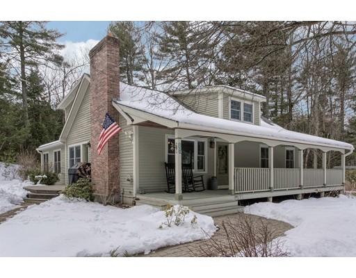 独户住宅 为 销售 在 66 Greenville Road 66 Greenville Road Townsend, 马萨诸塞州 01474 美国