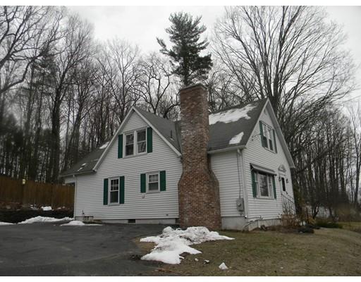 独户住宅 为 销售 在 216 Conway Road Deerfield, 01373 美国