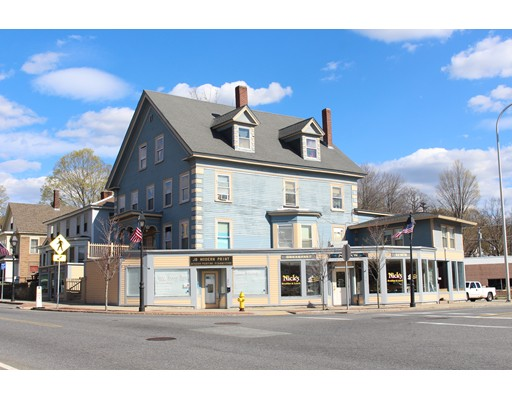 Commercial for Sale at 573 Main Street 573 Main Street Athol, Massachusetts 01331 United States