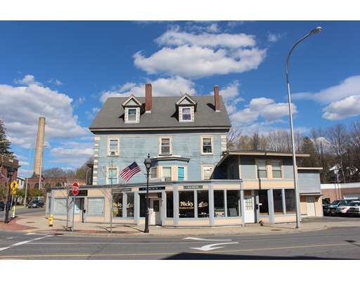 多户住宅 为 销售 在 573 Main Street 573 Main Street Athol, 马萨诸塞州 01331 美国
