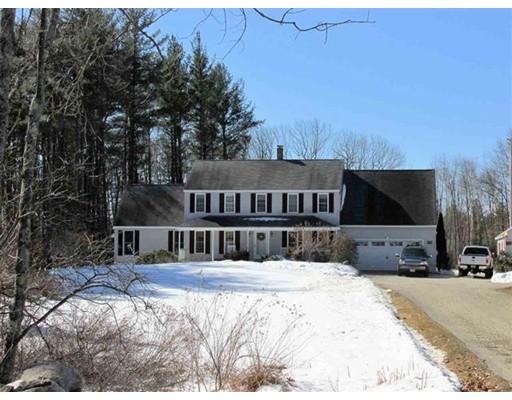 Casa Unifamiliar por un Venta en 704 North Road 704 North Road Candia, Nueva Hampshire 03034 Estados Unidos