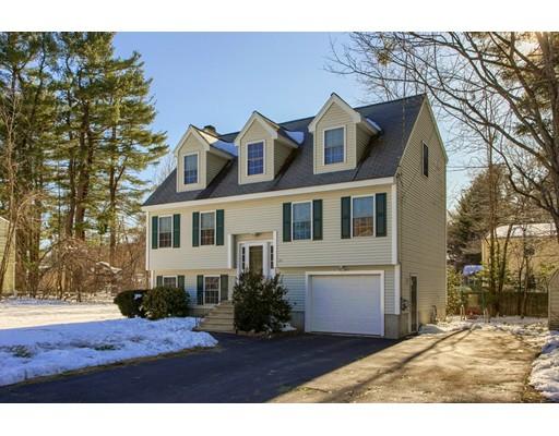 Single Family Home for Sale at 20 Oregon Road Tewksbury, Massachusetts 01876 United States