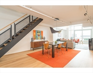 25 Channel Center Street 403 is a similar property to 10 Worcester Square  Boston Ma