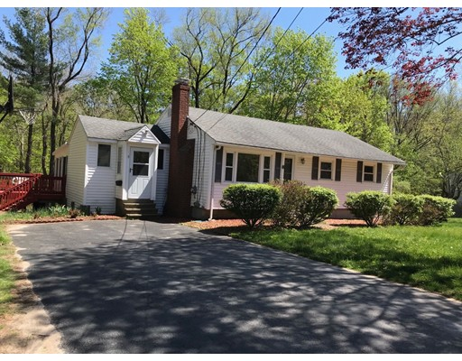 Single Family Home for Sale at 8 Lyndon Road 8 Lyndon Road Sharon, Massachusetts 02067 United States