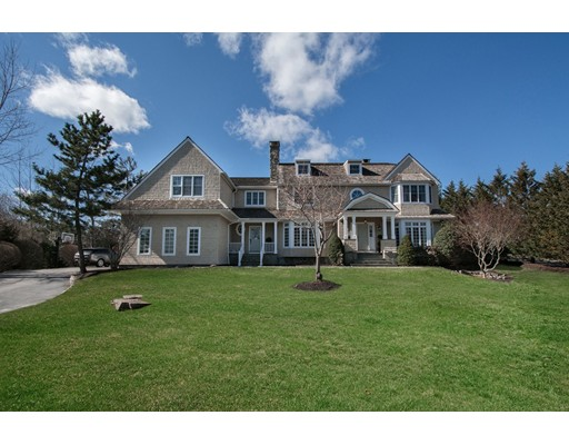 Single Family Home for Sale at 214 Jerusalem Road 214 Jerusalem Road Cohasset, Massachusetts 02025 United States