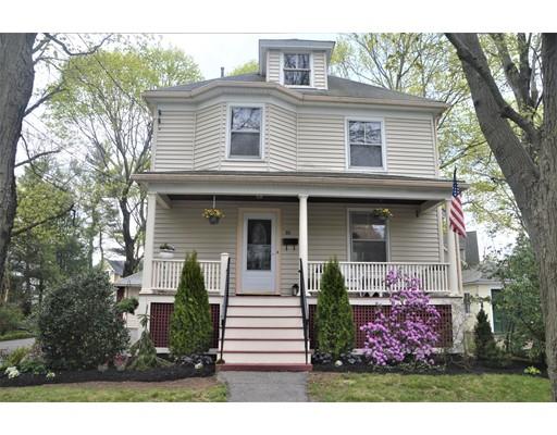 Μονοκατοικία για την Πώληση στο 80 Spring Road 80 Spring Road Needham, Μασαχουσετη 02494 Ηνωμενεσ Πολιτειεσ