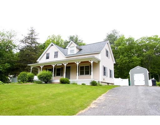 独户住宅 为 销售 在 28 Maple Avenue 28 Maple Avenue 格拉夫顿, 马萨诸塞州 01560 美国
