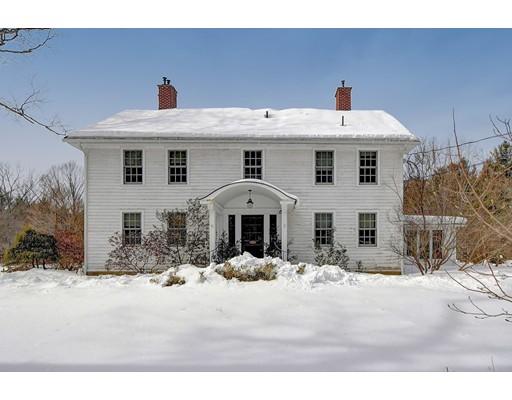 独户住宅 为 销售 在 286 Great Barrington Road 286 Great Barrington Road 西斯托克布里奇, 马萨诸塞州 01266 美国