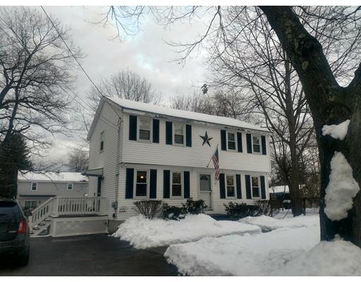 Maison unifamiliale pour l Vente à 67 Allen Street 67 Allen Street Dracut, Massachusetts 01826 États-Unis