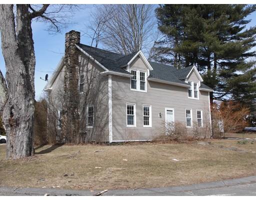 Частный односемейный дом для того Продажа на 217 Huntington Road 217 Huntington Road Worthington, Массачусетс 01098 Соединенные Штаты