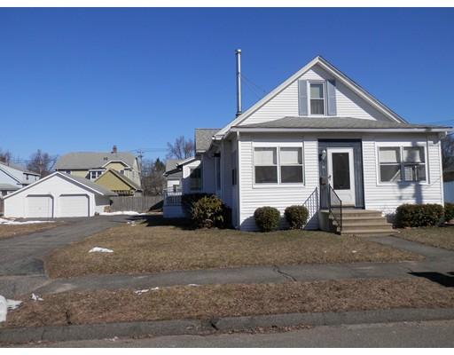 Частный односемейный дом для того Продажа на 38 Ward Street 38 Ward Street Chicopee, Массачусетс 01020 Соединенные Штаты