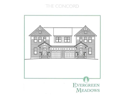 Appartement en copropriété pour l Vente à 61 Evergreen Avenue 61 Evergreen Avenue Bedford, Massachusetts 01730 États-Unis