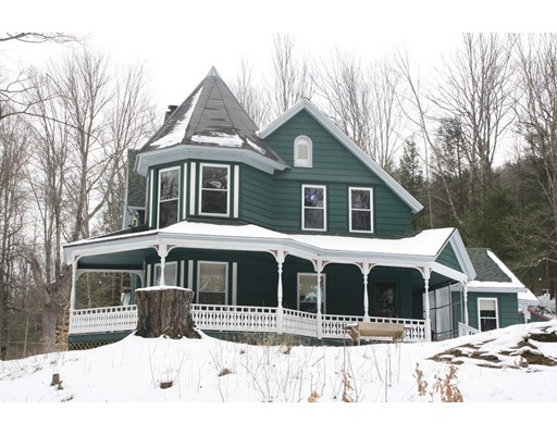 Single Family Home for Sale at 225 Winchester Road 225 Winchester Road Northfield, Massachusetts 01360 United States