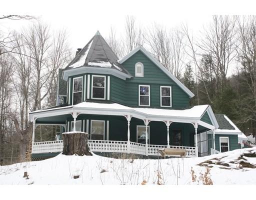 Частный односемейный дом для того Продажа на 225 Winchester Road 225 Winchester Road Northfield, Массачусетс 01360 Соединенные Штаты
