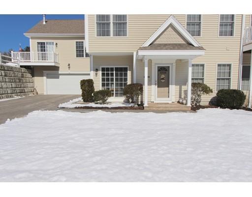 Condominium for Sale at 1008 Alyssa Drive 1008 Alyssa Drive Groveland, Massachusetts 01834 United States