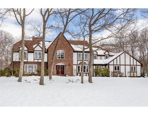 独户住宅 为 销售 在 9 Kings Road 9 Kings Road 莎伦, 马萨诸塞州 02067 美国