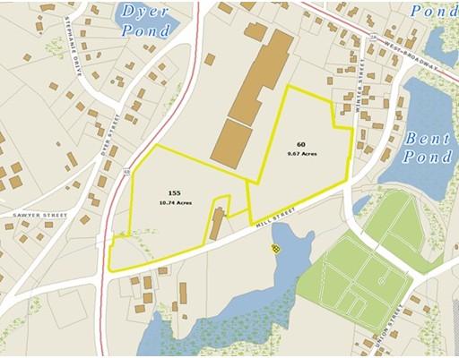 Земля для того Продажа на 155 Mill 155 Mill Gardner, Массачусетс 01440 Соединенные Штаты