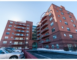 100 W Squantum St 303 is a similar property to 77 Adams St  Quincy Ma