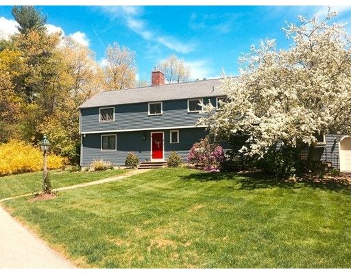 Maison unifamiliale pour l Vente à 5 Parsonage Lane 5 Parsonage Lane Topsfield, Massachusetts 01983 États-Unis