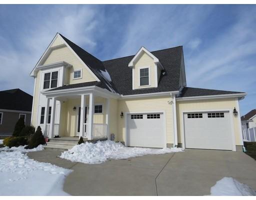 Частный односемейный дом для того Продажа на 5 Cotton Candy Lane 5 Cotton Candy Lane Dartmouth, Массачусетс 02747 Соединенные Штаты
