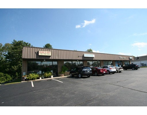 Commercial for Rent at 1448 Fall River Avenue 1448 Fall River Avenue Seekonk, Massachusetts 02771 United States