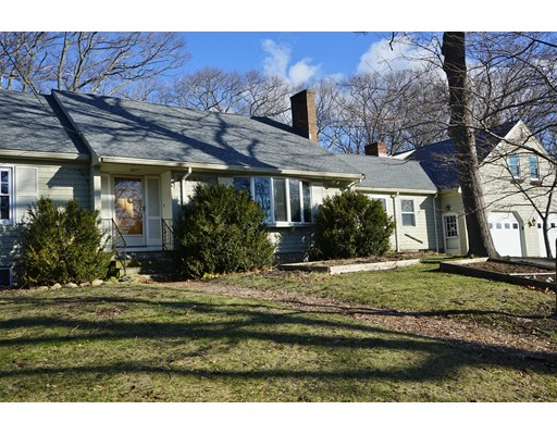 Single Family Home for Sale at 11 Seagull Street 11 Seagull Street Rockport, Massachusetts 01966 United States