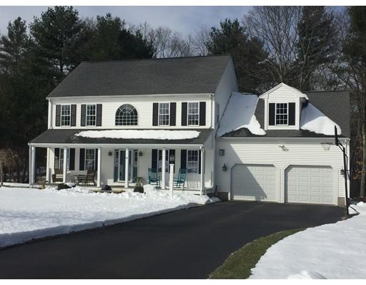 واحد منزل الأسرة للـ Sale في 63 Kiana Way 63 Kiana Way Taunton, Massachusetts 02780 United States