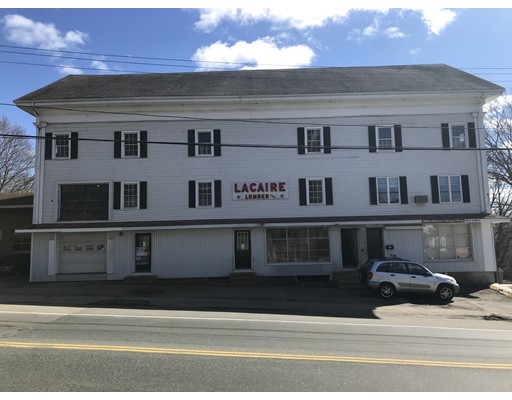 Commercial for Rent at 200 MAIN 200 MAIN Spencer, Massachusetts 01562 United States