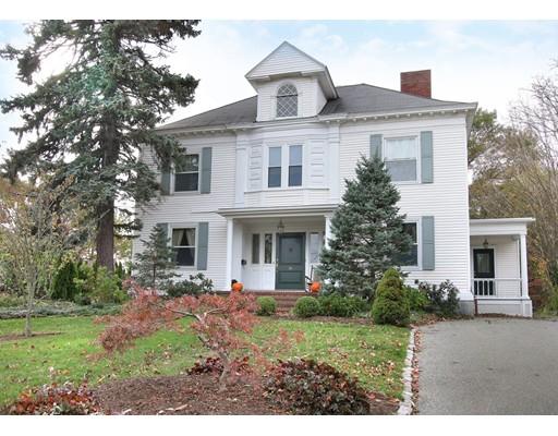 Single Family Home for Sale at 36 Chute Street 36 Chute Street Reading, Massachusetts 01867 United States